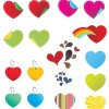25 Free Vector Hearts