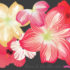 Free Flower Vectors
