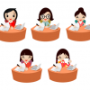 Free Office Women Icons