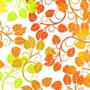Leaf Background Colorful Vector