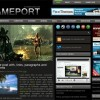Free WordPress Theme – Gameport