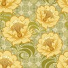 Free Floral Seamless Background Vector