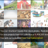 Redesigned Depositphotos Stock Photo Website