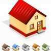 House Vector Icon Set