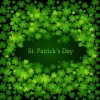 St Patrick's Day Vector Background