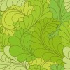 Seamless Ornate Floral Pattern Vector Background