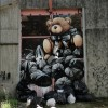 Street Wall Art form Fintan Magee