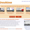 Doculicious – Easily Create Embeddable Web Forms that Generate PDF Documents