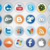 Social Media Buttons