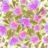 Free Abstract Seameless Floral Background Vector Graphic