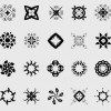 20 Decorative Elements