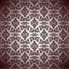 Royal Floral Pattern Background Vector Graphic