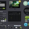 Futurico – User Interface Elements Free Pack