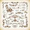 Decoration Design Elements Vector Set