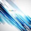 Abstract Futuristic Blue Vector Background