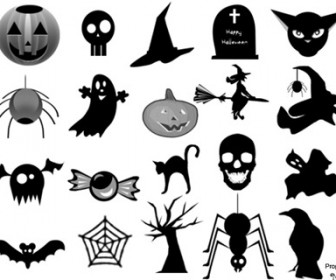 MDS Halloween PS Brushes
