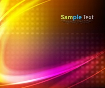 Abstract Colored Vector Background
