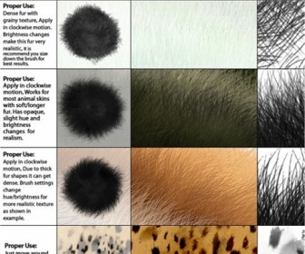 50 Awesome Photoshop Brushes