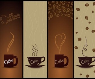Vector Coffee Banners