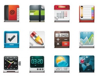 Free App Vector Icon Pack