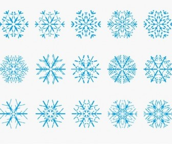 Snowflake Vectors