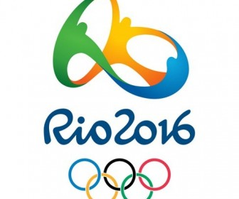 Rio 2016 Olympic Logo Vector Graphic