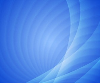 Blue Design Abstract Vector Background