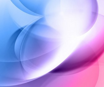 Soft Blue Purple Abstract Background Vector Graphic