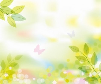Flower Background Illustration Graphic