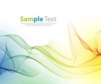 Vector Illustration of Abstract Colorful Background