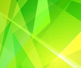 Abstract Yellow Green Color Background Vector Illustration