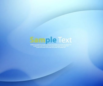 Abstract Blue Light Design Background Vector Illustration
