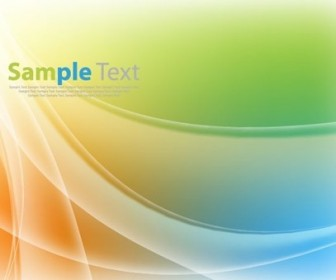 Abstract Colored Design Background Illustration Vector